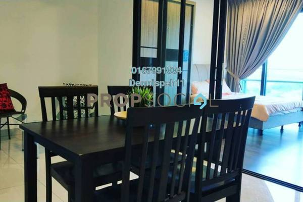 For Rent Condominium at Teega, Puteri Harbour Freehold Fully Furnished 1R/1B 1.5k