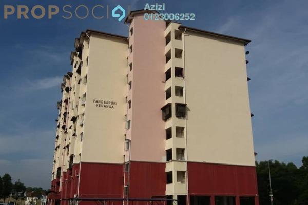 For Sale Apartment at Bandar Teknologi Kajang, Semenyih Leasehold Unfurnished 3R/2B 220k