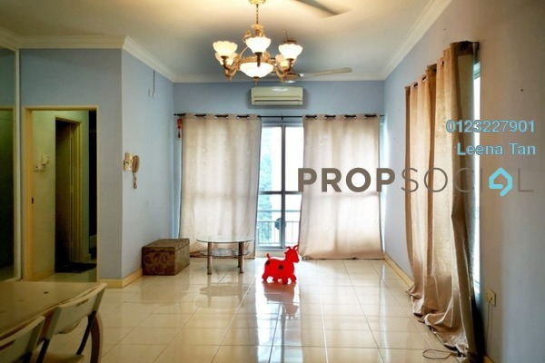 For Sale Condominium at Metropolitan Square, Damansara Perdana Freehold Semi Furnished 2R/2B 485k