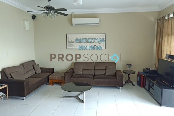 For Rent Condominium at The Sky Executive Suites, Bukit Indah Freehold Fully Furnished 3R/2B 2.5k