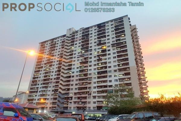 For Sale Apartment at Taman Industri Lembah Jaya Flat, Ampang Freehold Unfurnished 3R/2B 140k