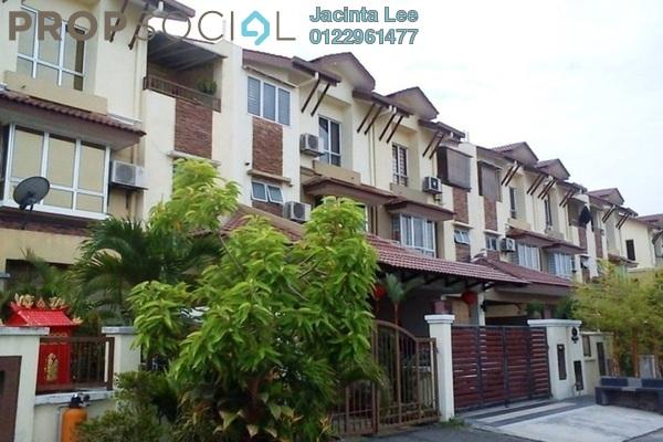 For Sale Terrace at Taman Prima Tropika, Bandar Putra Permai Freehold Semi Furnished 5R/4B 680k