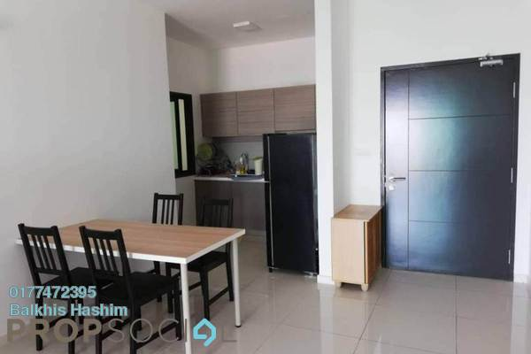 For Rent Serviced Residence at Emira, Shah Alam Freehold Fully Furnished 2R/2B 2k