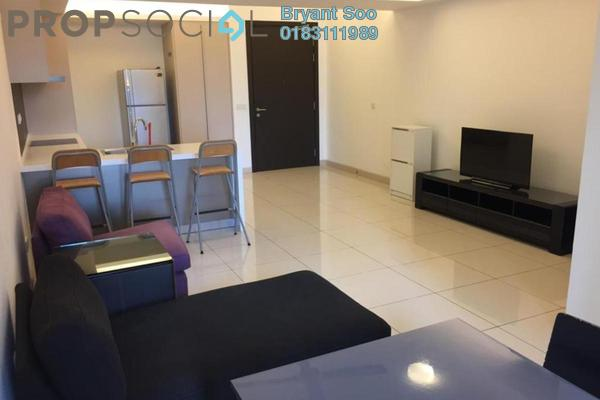 For Rent Condominium at Suasana Bukit Ceylon, Bukit Ceylon Freehold Fully Furnished 1R/1B 2.8k