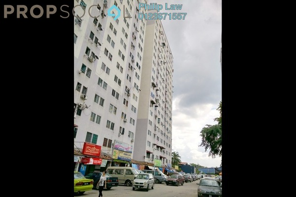 For Rent Apartment at Permata Fadason, Jinjang Freehold Unfurnished 3R/2B 650translationmissing:en.pricing.unit