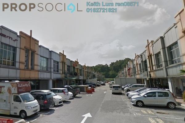 For Sale Shop at Kuchai Entrepreneurs Park, Kuchai Lama Freehold Semi Furnished 2R/2B 1.75m