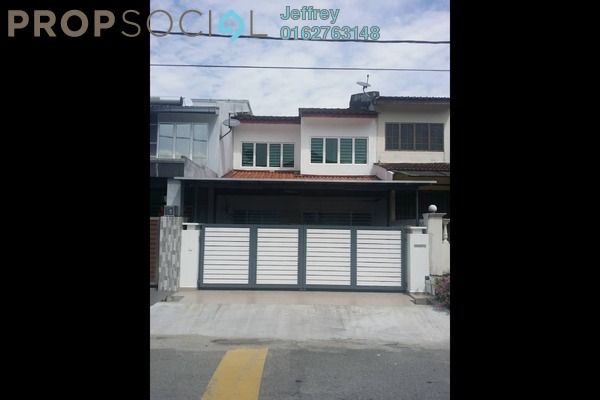 For Sale Terrace at Taman Muda, Pandan Indah Freehold Unfurnished 4R/3B 730k