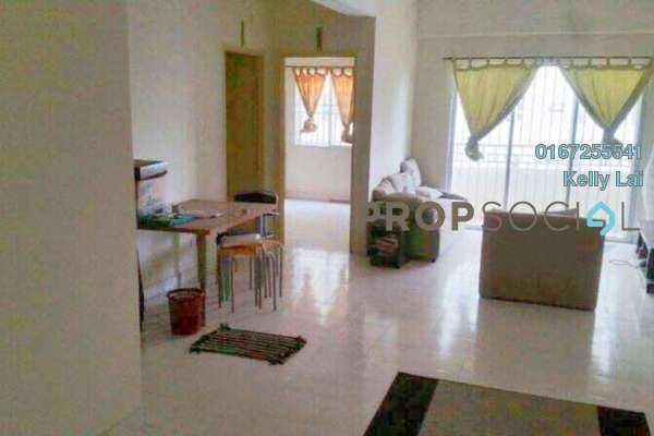 For Sale Apartment at Vista Mutiara, Kepong Freehold Semi Furnished 3R/2B 350k