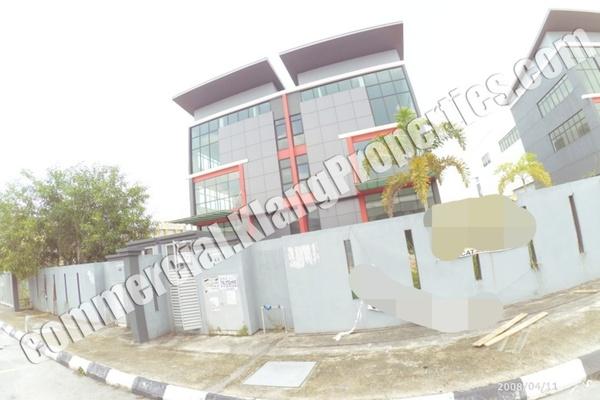For Rent Factory at Bandar Puteri Klang, Klang Freehold Unfurnished 0R/0B 15k