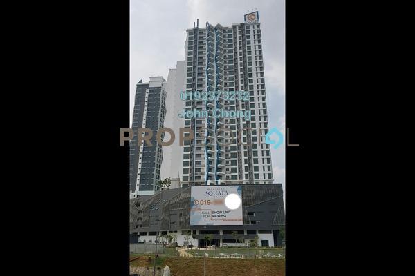 For Sale Condominium at Trinity Aquata, Sungai Besi Freehold Semi Furnished 3R/2B 736k