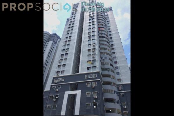 For Sale Condominium at Bukit Pandan 2, Pandan Perdana Freehold Fully Furnished 3R/2B 350k