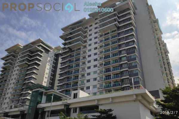For Sale Condominium at The Regina, UEP Subang Jaya Freehold Unfurnished 0R/0B 531k