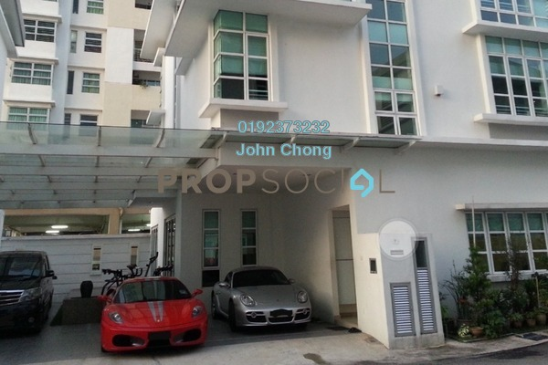 For Sale Bungalow at PT19 Residency, Puchong Freehold Unfurnished 6R/6B 1.3m