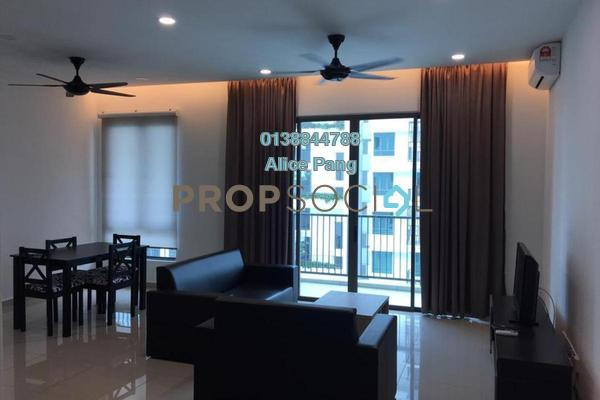 For Rent Condominium at Ideal Vision Park, Sungai Ara Freehold Fully Furnished 4R/3B 1.5k