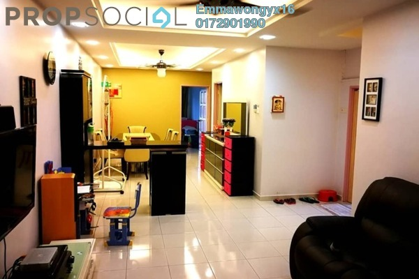 For Sale Townhouse at Amansiara, Selayang Freehold Semi Furnished 3R/2B 435k
