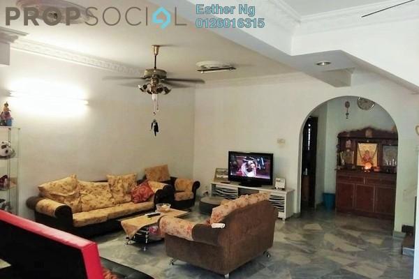 For Sale Terrace at Taman TTDI Jaya, TTDI Jaya Freehold Semi Furnished 5R/3B 650k