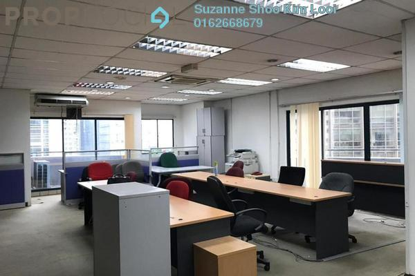 For Rent Office at Wisma UOA II, KLCC Freehold Fully Furnished 0R/2B 6.3k