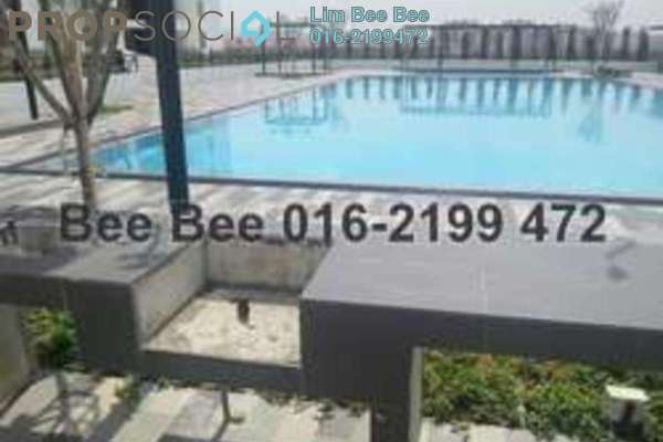 For Sale Condominium at Palm Spring, Kota Damansara Leasehold Semi Furnished 3R/2B 530k