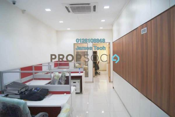 For Sale Office at Kawasan 13, Port Klang Freehold Fully Furnished 4R/2B 450k