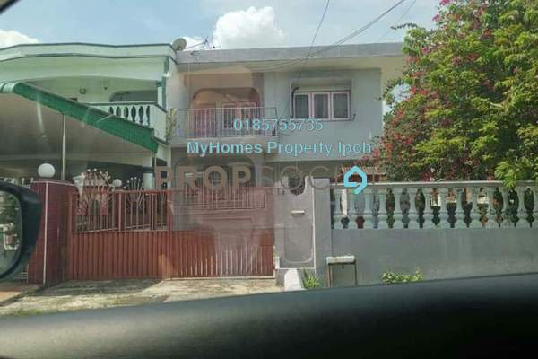 For Sale Semi-Detached at Pasir Pinji, Ipoh Freehold Semi Furnished 5R/3B 468k