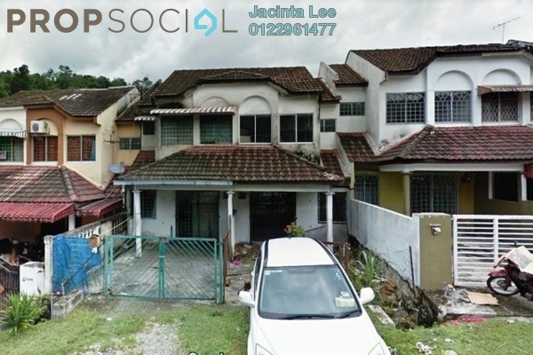 For Sale Terrace at Taman Cheras Awana, Cheras Freehold Unfurnished 3R/2B 285k