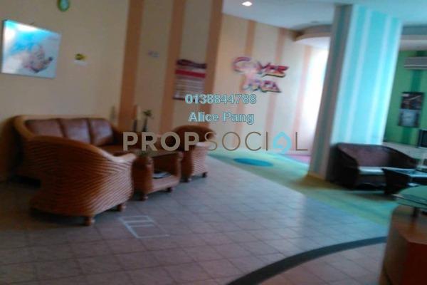 For Rent Condominium at Tanjung Park, Tanjung Tokong Freehold Fully Furnished 3R/2B 2k