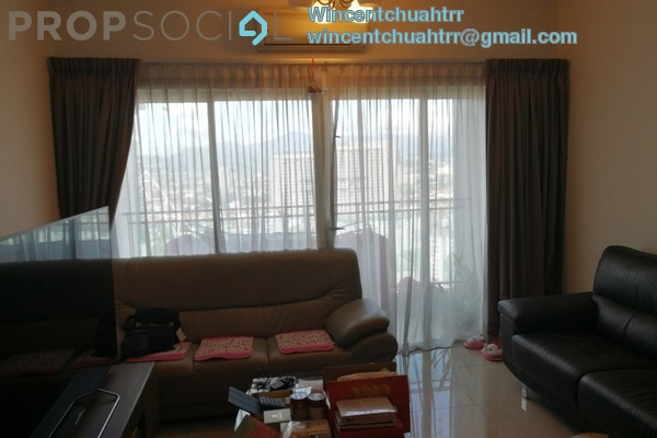 For Rent Condominium at 288 Residency, Setapak Freehold Semi Furnished 3R/3B 2k