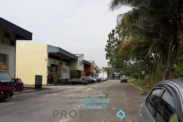 For Sale Factory at Jalan SB Jaya 15, Sungai Buloh Leasehold Semi Furnished 0R/10B 4.8m