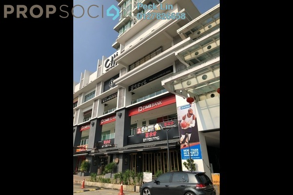 For Rent Shop at The Scott Garden, Old Klang Road Freehold Unfurnished 0R/0B 1.6k