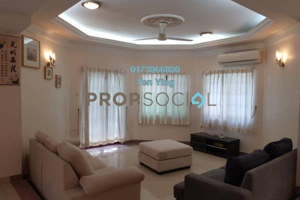 For Rent Semi-Detached at BK6, Bandar Kinrara Freehold Fully Furnished 4R/3B 3.2k