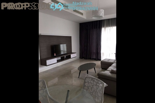 For Rent Condominium at Pavilion Residences, Bukit Bintang Freehold Fully Furnished 2R/2B 7k