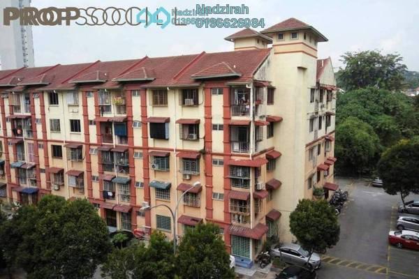 For Sale Apartment at Kasturi Tiara Apartment, Cheras South Freehold Unfurnished 3R/2B 270k