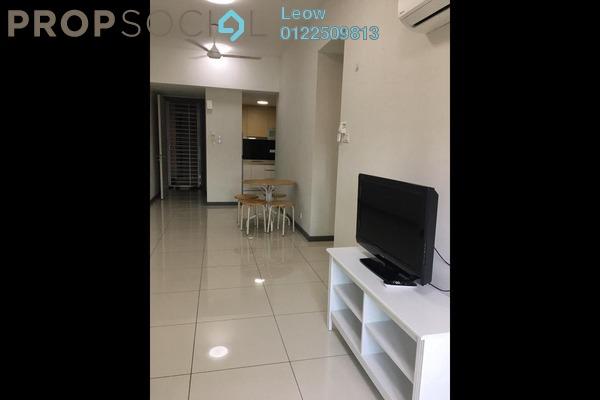 For Rent Condominium at Tiara Mutiara 2, Old Klang Road Freehold Semi Furnished 3R/2B 1.6k