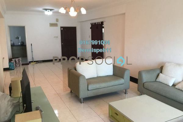 For Rent Condominium at Taman Daya, Tebrau Freehold Fully Furnished 3R/2B 1.7k