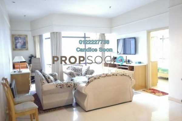 For Sale Serviced Residence at Berjaya Times Square, Bukit Bintang Freehold Fully Furnished 2R/2B 1.15m