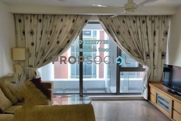 For Rent Serviced Residence at Bintang Fairlane Residences, Bukit Bintang Freehold Fully Furnished 1R/1B 2.5k