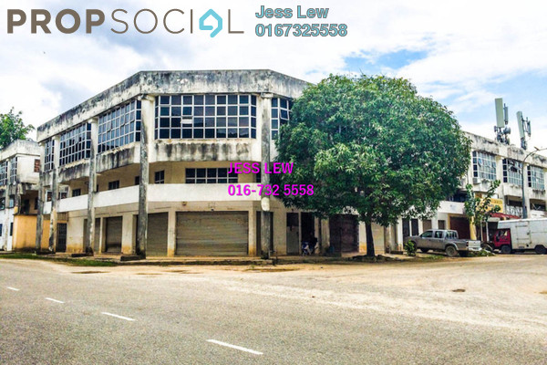 For Sale Shop at Bandar Baru Kundang, Rawang Leasehold Semi Furnished 1R/2B 600k