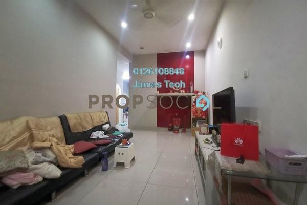 For Sale Terrace at Batu Belah, Klang Freehold Semi Furnished 3R/2B 400k