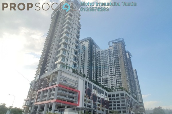 For Sale Condominium at You Vista @ You City, Batu 9 Cheras Freehold Semi Furnished 1R/2B 430k