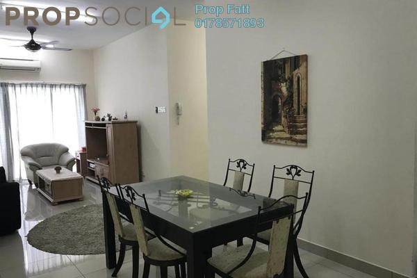 For Rent Condominium at OUG Parklane, Old Klang Road Freehold Fully Furnished 2R/0B 1.5k