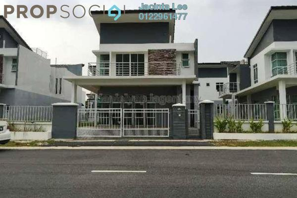 For Sale Bungalow at Saujana Rawang, Rawang Freehold Unfurnished 5R/5B 473k