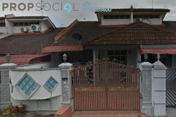 For Sale Terrace at Taman Puteri Wangsa, Ulu Tiram Freehold Unfurnished 0R/0B 400k
