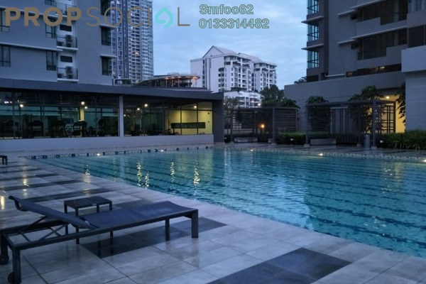 For Rent Condominium at Infiniti3 Residences, Wangsa Maju Freehold Fully Furnished 3R/2B 2.8k