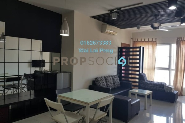 For Rent Condominium at Titiwangsa Sentral, Titiwangsa Freehold Fully Furnished 3R/2B 2.6k