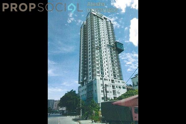 For Sale Serviced Residence at VERVE Suites, Old Klang Road Freehold Unfurnished 0R/0B 700k