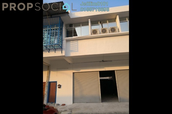 For Sale Factory at Bandar Teknologi Kajang, Semenyih Leasehold Semi Furnished 0R/0B 899k