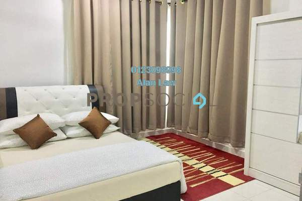 For Rent Condominium at Sentul Rafflesia, Sentul Freehold Fully Furnished 3R/3B 2.3k