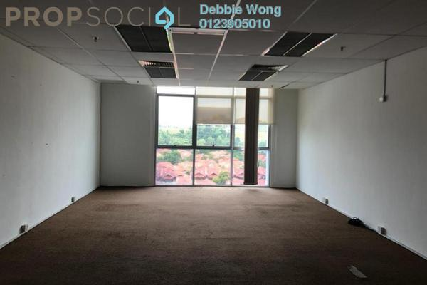 For Rent Office at Solaris Dutamas, Dutamas Freehold Semi Furnished 0R/0B 2k