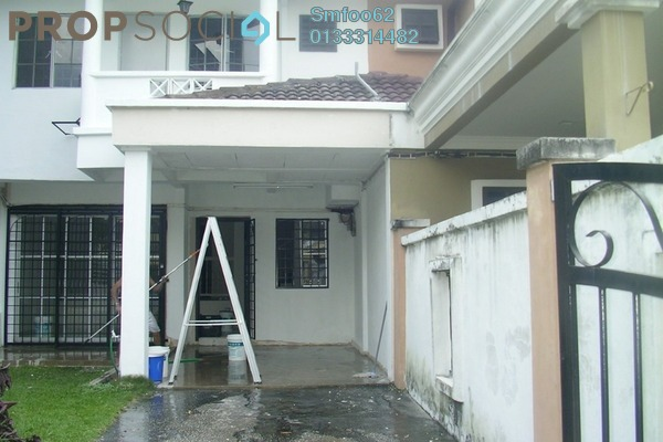 For Rent Terrace at Section 6 , Wangsa Maju Freehold Unfurnished 4R/3B 2k