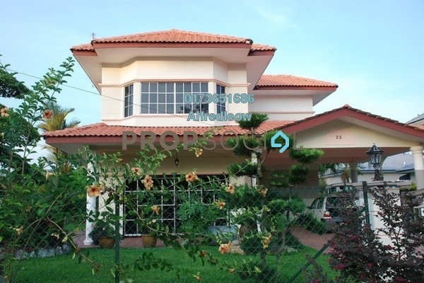 For Rent Bungalow at Sungai Buloh Country Resort, Sungai Buloh Freehold Fully Furnished 4R/3B 2.7k